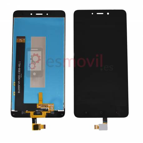 Xiaomi Redmi Note 4 4x Lcd Tactil Negro Mediatek